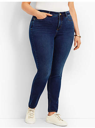 Talbots The Flawless Five-Pocket Jegging - Saratoga Wash