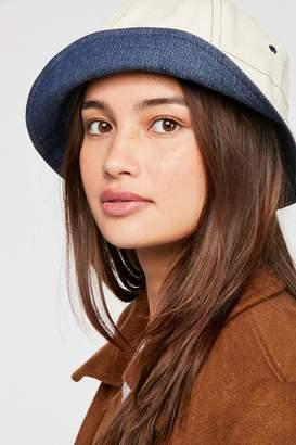 Brixton Banks Denim Bucket Hat