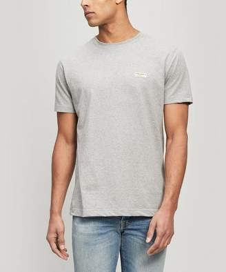Nudie Jeans Daniel Logo Cotton T-Shirt