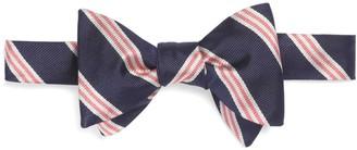 Brooks Brothers Mini BB#1 Stripe Bow Tie