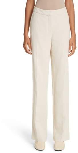 Cursore Cotton Wide Leg Pants