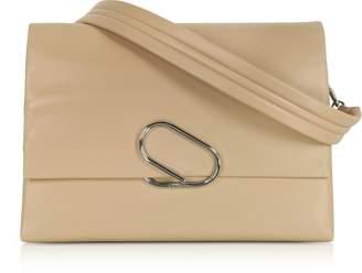 3.1 Phillip Lim Alix Oversized Fawn Leather Shoulder Bag