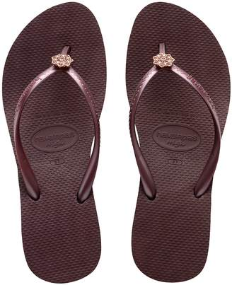 Havaianas Flip Flop Wedge Sandals - High Fashion Poem