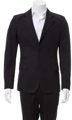 Stella McCartney Woven Two-Button Blazer w/ Tags