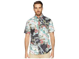 21e95f2f ... Reyn Spooner Status Oceanic Tailored Fit Aloha Shirt