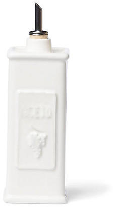 Vietri Lastra Vinegar Can - Linen