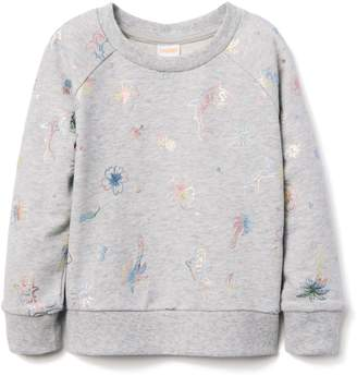 Gymboree Rainbow Surf Sweatshirt