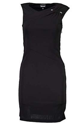 Just Cavalli Womens Sleeveless Jersey Dress
