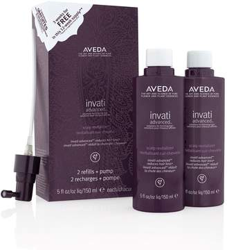 Aveda Invati Advanced Scalp Revitalizer Refill (2 x 150ml)