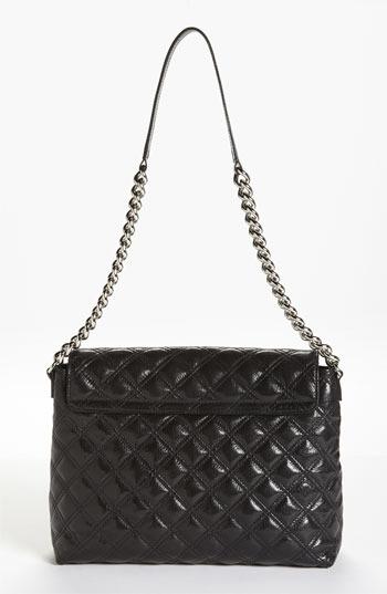 Marc Jacobs 'The XL Single' Leather Shoulder Bag
