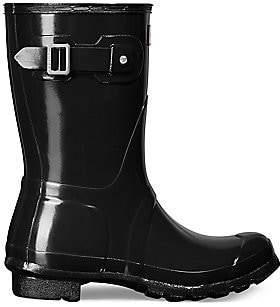 Hunter Women's Women's Original Short Gloss Rain Boots