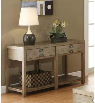 Loon Peak South Divide Console Table