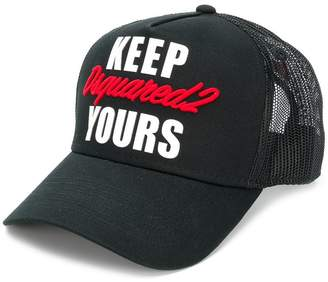 DSQUARED2 Keep Your baseball cap
