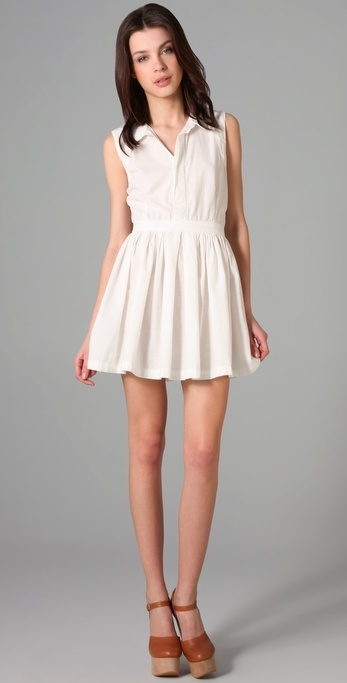One By Levi's X Opening Ceremony Shirtdress