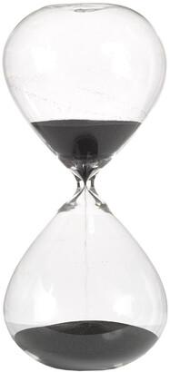 Pols Potten Hourglass Ball - 90 Minutes - Black - Medium