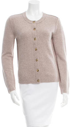 Inhabit Rib Knit Scoop Neck Cardigan w/ Tags $75 thestylecure.com