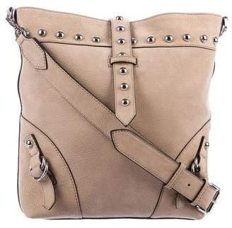 Rebecca Minkoff Stud Embellished Rose Bucket Bag