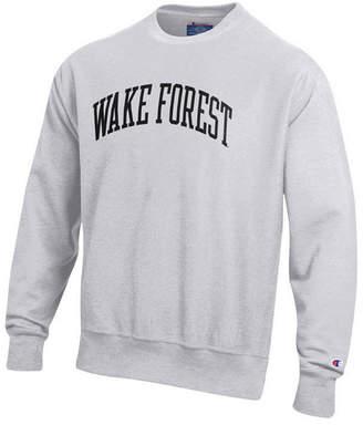 Champion Men's Wake Forest Demon Deacons Reverse Weave Crew Sweatshirt