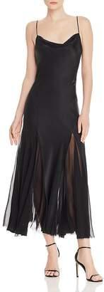Bec & Bridge Under the Moon Silk Slip Dress