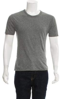 Alexander Wang Scoop Neck T-Shirt