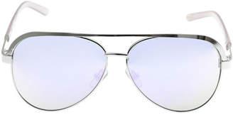 Arizona Full Frame Aviator UV Protection Sunglasses-Womens