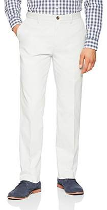 Amazon Essentials Men's Classic-Fit Wrinkle-Resistant Flat-Front Chino Pant