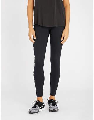 Good American Core Power stretch-jersey leggings