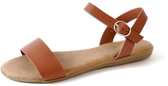 Bamboo Tamber Sandal $24 thestylecure.com