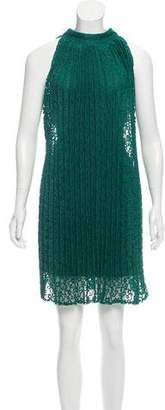 Erin Fetherston Pleated Lace Dress w/ Tags
