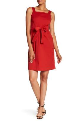 Lafayette 148 New York Lorelei Tie Waist Dress (Petite)