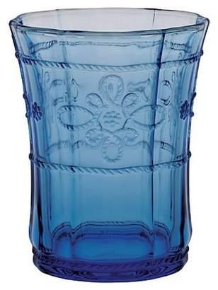 Juliska Colette Hand Pressed Delft Small Beverage Glass