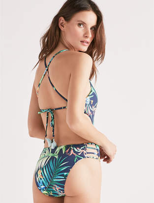 Lucky Brand LUSH LEAF ONE PIECE