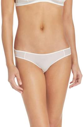 Madewell Mesh Trim Bikini