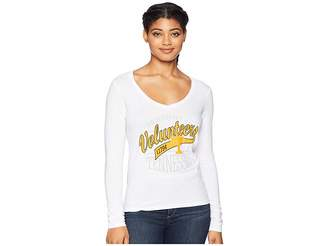 Champion College Tennessee Volunteers Long Sleeve V-Neck Tee
