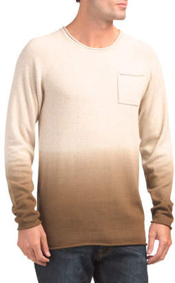 Long Sleeve Crew Neck Knit Top