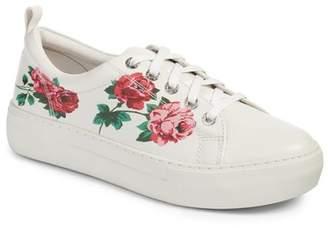 J/Slides Adel Floral Sneaker