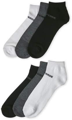Converse 6-Pack Half Cushion Low-Cut Socks