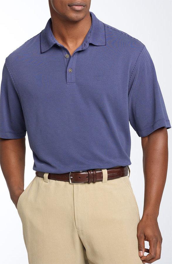 Tommy Bahama 'Superfecta' Stripe Polo