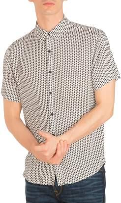 GUESS Rogan Starry Nights Button-Down Shirt