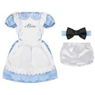 Disney BabyGirls Alice Costume Dress