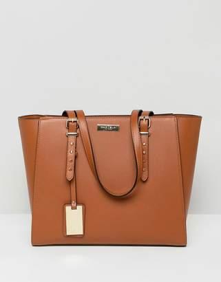 Carvela Studded Detail Winged Tote Bag