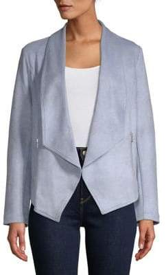 Jones New York Open-Front Blazer Jacket