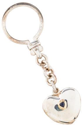 ChopardChopard Heart Sterling Silver Keychain