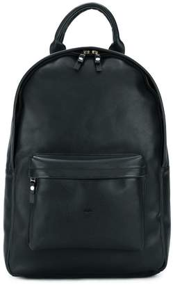 The Ugly Ones zip-up backpack