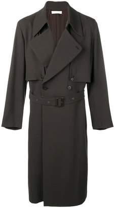 Ethosens belted trench coat