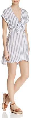 Rails Charlotte Tie Detail Striped Dress
