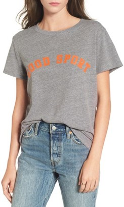 Women's Sub_Urban Riot Good Sport Graphic Tee $34 thestylecure.com