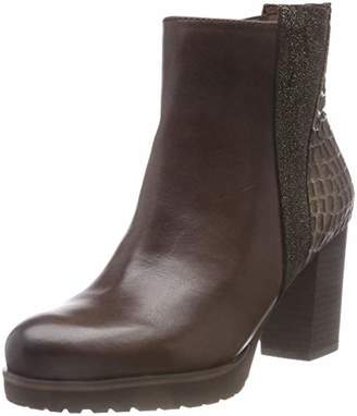 Caprice Women's 9-9-25428-21 Ankle Boots, (Brown Comb 387)