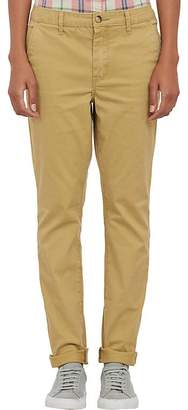 Chip Foster CHIP FOSTER WOMEN'S SLOUCHY-SKINNY CHINOS