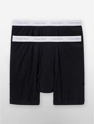 Calvin Klein 2 pack classics big + tall boxer briefs